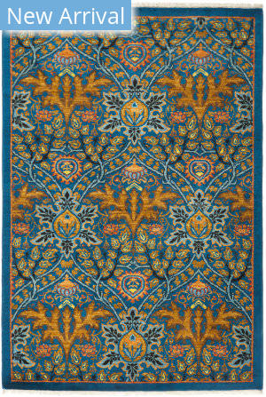 Solo Rugs Eclectic M1890-421  Area Rug