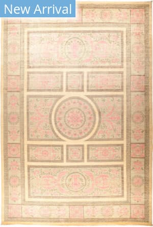 Solo Rugs Suzani M1891-124 Pinks Area Rug