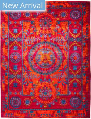 Solo Rugs Suzani M1891-166  Area Rug