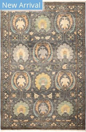 Solo Rugs Suzani M1891-244 Greys Area Rug