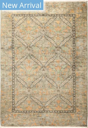 Solo Rugs Suzani M1891-257 Browns Area Rug