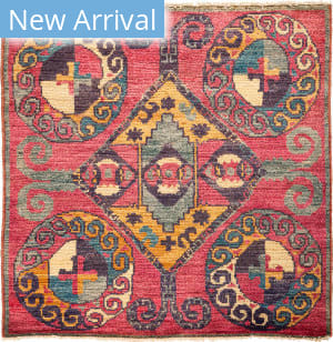 Solo Rugs Kaitag M1891-410  Area Rug