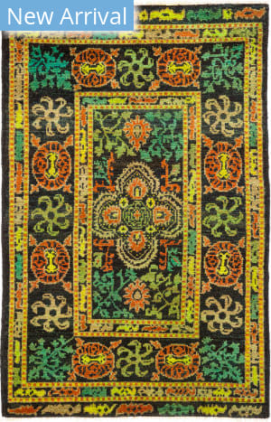 Solo Rugs Kaitag M1891-418  Area Rug