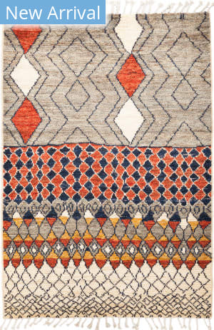 Solo Rugs Moroccan M1891-78 Browns Area Rug