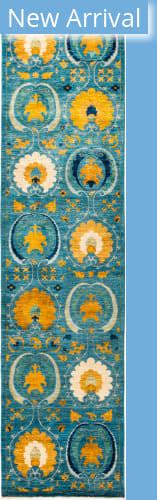 Solo Rugs Suzani M1896-373  Area Rug