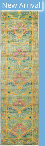 Solo Rugs Arts And Crafts M1896-379  Area Rug