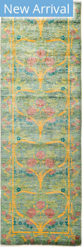 Solo Rugs Arts And Crafts M1896-381  Area Rug