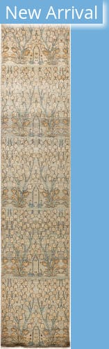 Solo Rugs Eclectic M1896-389  Area Rug