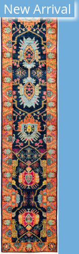 Solo Rugs Eclectic M1896-406  Area Rug