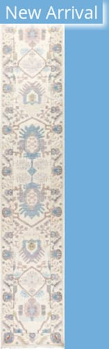 Solo Rugs Eclectic M1896-409  Area Rug