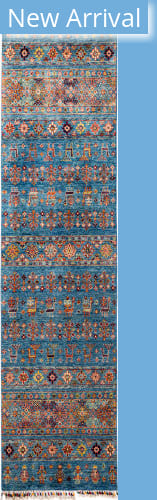Solo Rugs Tribal M1896-415  Area Rug