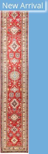 Solo Rugs Kazak M1896-424  Area Rug