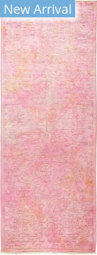Solo Rugs Vibrance M1896-429 Pinks Area Rug