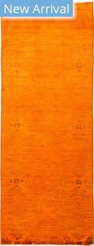 Solo Rugs Vibrance M1896-433 Oranges Area Rug