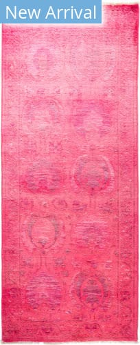 Solo Rugs Vibrance M1896-440 Pinks Area Rug