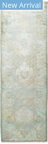 Solo Rugs Vibrance M1896-482 Greens Area Rug