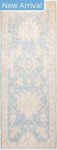 Solo Rugs Silky Oushak M1898-100  Area Rug