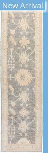 Solo Rugs Silky Oushak M1898-102  Area Rug