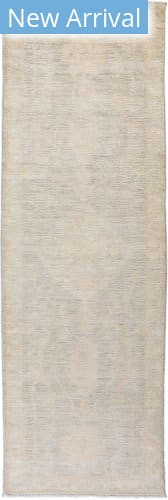 Solo Rugs Silky Oushak M1898-105  Area Rug