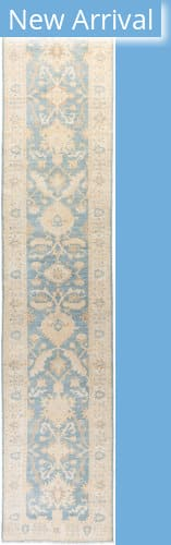 Solo Rugs Silky Oushak M1898-106  Area Rug
