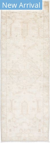 Solo Rugs Silky Oushak M1898-129  Area Rug