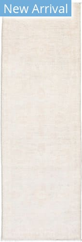 Solo Rugs Silky Oushak M1898-130  Area Rug