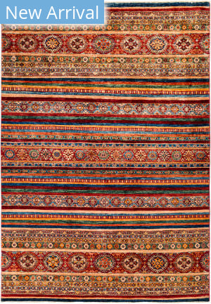 Solo Rugs Tribal M1898-244  Area Rug