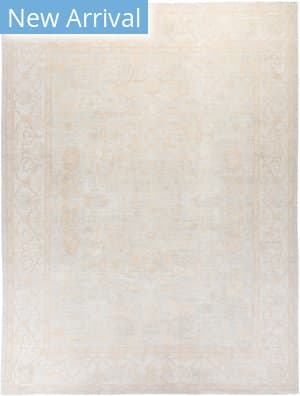 Solo Rugs Silky Oushak M1898-26  Area Rug