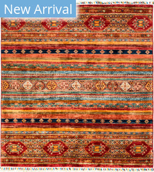 Solo Rugs Tribal M1898-263  Area Rug