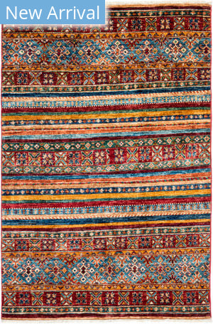 Solo Rugs Tribal M1898-274  Area Rug