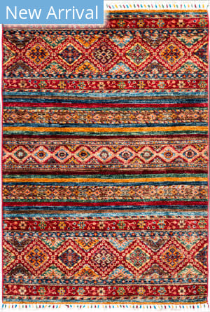 Solo Rugs Tribal M1898-275  Area Rug
