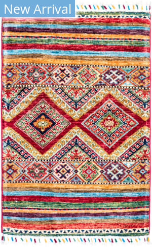 Solo Rugs Tribal M1898-285  Area Rug