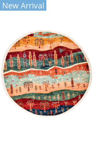 Solo Rugs Tribal M1898-313  Area Rug