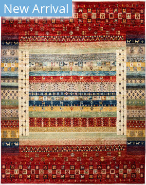 Solo Rugs Tribal M1898-357  Area Rug