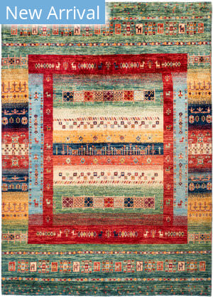 Solo Rugs Tribal M1898-369  Area Rug