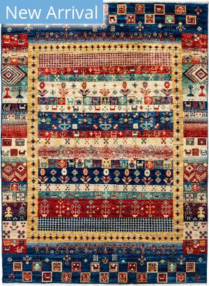Solo Rugs Tribal M1898-384  Area Rug