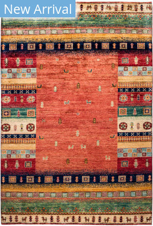 Solo Rugs Tribal M1898-393  Area Rug