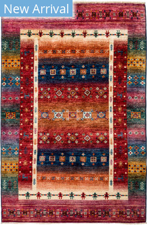Solo Rugs Tribal M1898-395  Area Rug