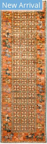 Solo Rugs Serapi M1898-537  Area Rug