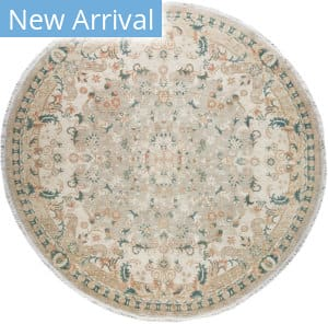 Solo Rugs Silky Oushak M1898-57  Area Rug