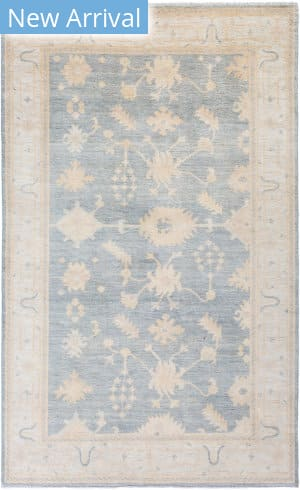 Solo Rugs Silky Oushak M1898-74  Area Rug