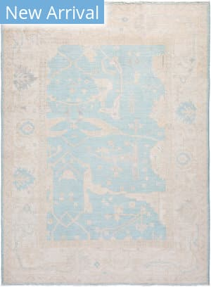 Solo Rugs Silky Oushak M1898-77  Area Rug