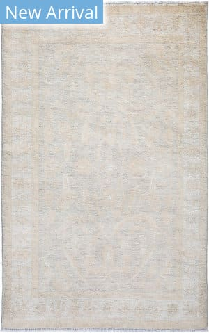 Solo Rugs Silky Oushak M1898-87  Area Rug