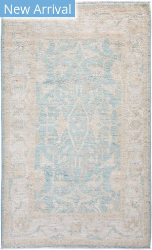 Solo Rugs Silky Oushak M1898-89  Area Rug