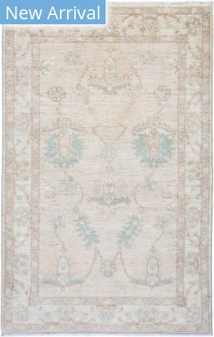 Solo Rugs Silky Oushak M1898-90  Area Rug