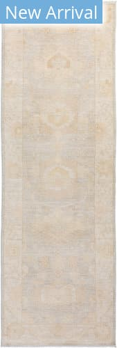 Solo Rugs Silky Oushak M1898-93  Area Rug