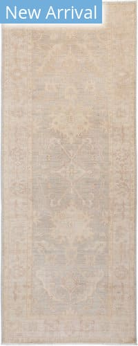 Solo Rugs Silky Oushak M1898-95  Area Rug