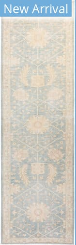 Solo Rugs Silky Oushak M1898-96  Area Rug