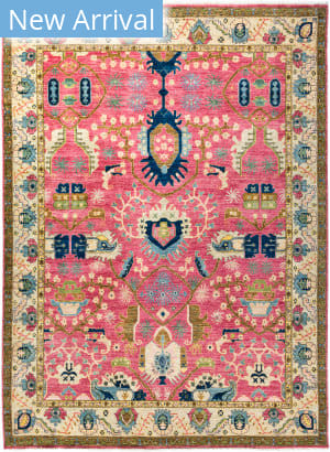 Solo Rugs Eclectic M1900-49  Area Rug