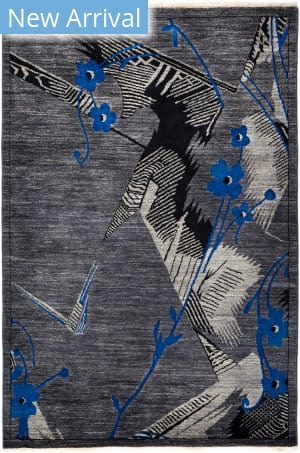 Solo Rugs Eclectic M1900-60  Area Rug